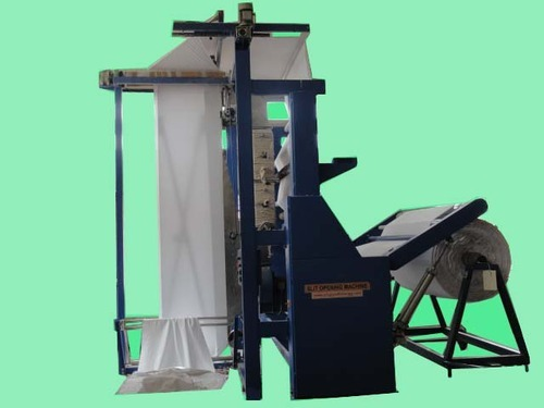 Slit Opening Machine