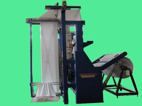 Gumming & Cutting Slit Opening Machine